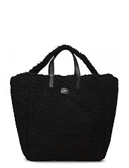 Teddy shopper - BLACK