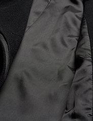 Dagmar - Velma - wełniane kurtki - black - 5
