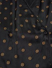 Dagmar - Alanis - kimonoer - black print - 3