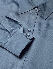 Dagmar - Gina - långärmade skjortor - dove blue - 2