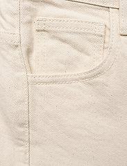 Dagmar - Peggy - utsvängda jeans - ecru - 2