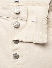 Dagmar - Peggy - utsvängda jeans - ecru - 3