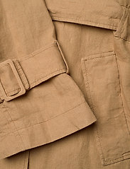 Dagmar - Becky - trenchcoats - sand - 4