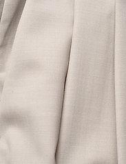 Dagmar - Valentina - spodnie szerokie - light grey - 2