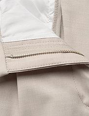 Dagmar - Valentina - spodnie szerokie - light grey - 3