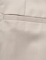 Dagmar - Valentina - spodnie szerokie - light grey - 4