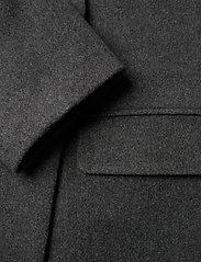 Dagmar - Anissa long - villakangastakit - grey melange - 3