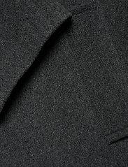 Dagmar - Velma - wool jackets - grey melange - 4
