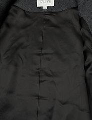 Dagmar - Velma - wool jackets - grey melange - 5