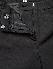 Dagmar - Nelly - straight leg trousers - black - 3