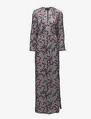 Dagmar - Vara - bodycon jurken - flower print - 0