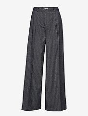 Dagmar - Irene - wide leg trousers - pinstripe - 0