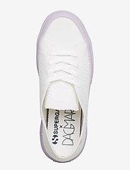 Dagmar - Superga flyknit - sneakersy niskie - lilac - 3