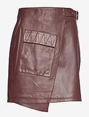 Dagmar - Alma - korta kjolar - burgundy - 0