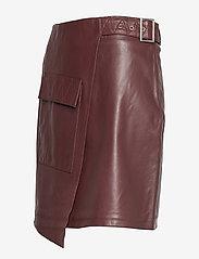 Dagmar - Alma - korta kjolar - burgundy - 2