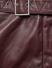 Dagmar - Alma - korta kjolar - burgundy - 5