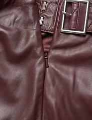 Dagmar - Alma - korta kjolar - burgundy - 6