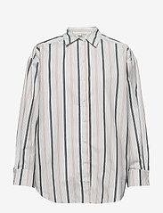 Dagmar - Gina - långärmade skjortor - multi stripe - 0