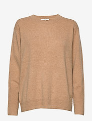 Dagmar - Talia - tröjor - camel - 0