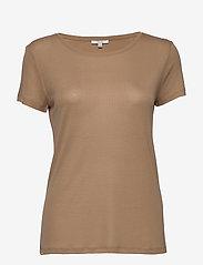 Dagmar - Upama - t-shirts - sand - 0