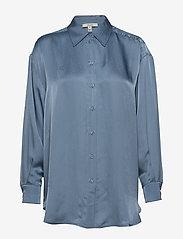Dagmar - Gina - långärmade skjortor - dove blue - 0