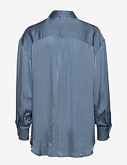 Dagmar - Gina - långärmade skjortor - dove blue - 1