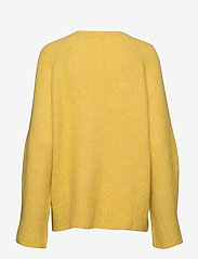 Dagmar - Emily round neck - tröjor - yellow - 2