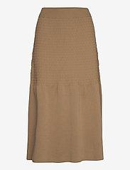 Dagmar - Greta - midi kjolar - beige - 0
