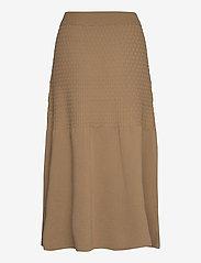 Dagmar - Greta - midi kjolar - beige - 1