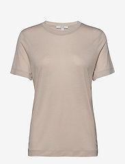 Dagmar - Claudia - t-shirts - light grey - 0