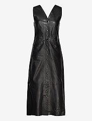 Dagmar - Cicily - midi jurken - black - 0