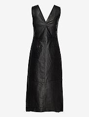 Dagmar - Cicily - midi jurken - black - 1