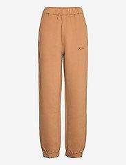 Dagmar - Jam pants - tøj - nougat - 0