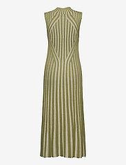 Dagmar - Margherita - bodycon dresses - sage - 1