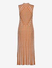 Dagmar - Margherita - bodycon dresses - sand/rust - 1