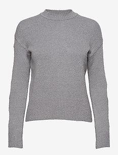 Carole - trøjer - light grey
