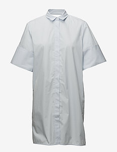 Caddie - short-sleeved shirts - light blue