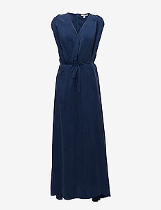 Wande - wrap dresses - midnight blue