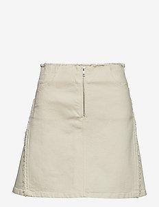 Fiona - jupes courtes - ecru white