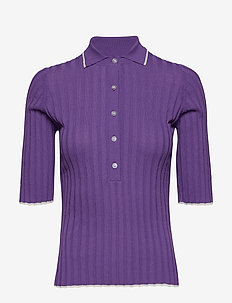 Ella - t-shirts - purple