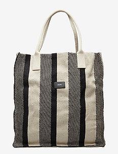 Beach bag - BLACK