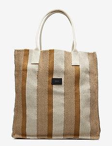 Beach bag - CAMEL