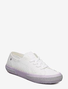 Superga flyknit - sneakersy niskie - lilac