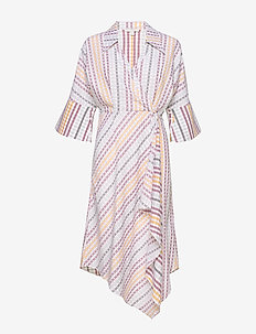 Juliette - robes chemises - multi check