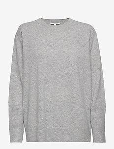 Talia - trøjer - grey melange