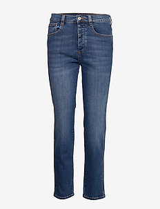 Devine - straight jeans - washed blue