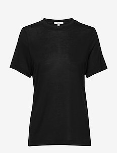 Claudia - t-shirts - black