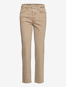 Devine - straight jeans - camel