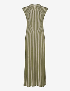 Margherita - maxi dresses - sage