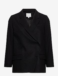 Anissa blazer - blazere - black